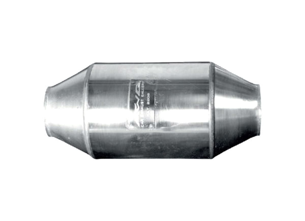 Katalizator uniwersalny DIESEL FI 60 2-3L EURO 4 - GRUBYGARAGE - Sklep Tuningowy